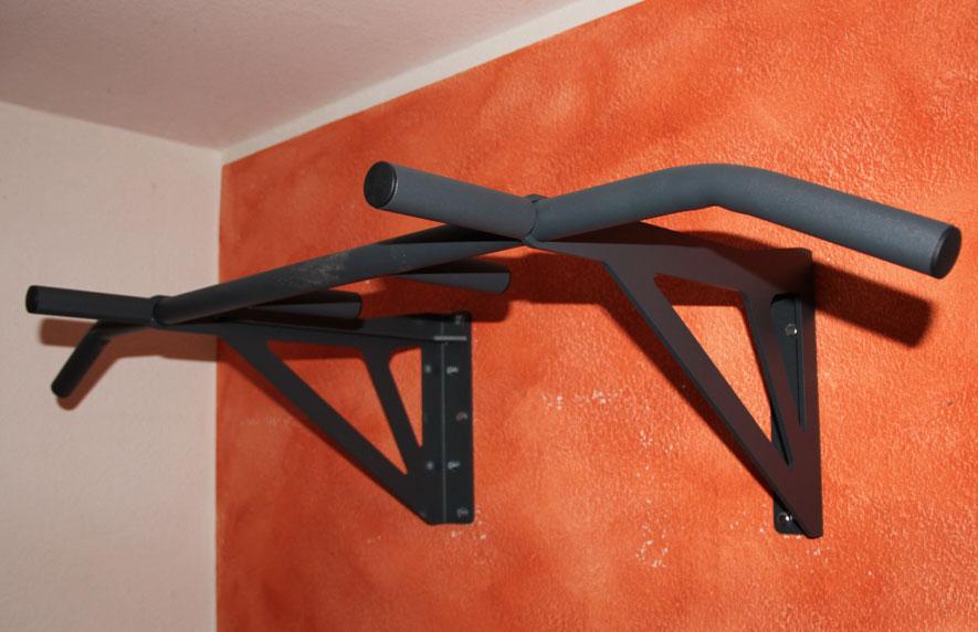 test hold strong klimmzugstange wand hs k w6. Black Bedroom Furniture Sets. Home Design Ideas