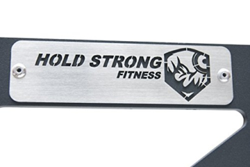 Hold Strong Fitness Klimmzugstange-Wand HS-K-W6 Detail 2