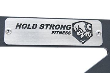 Hold Strong Fitness Klimmzugstange-Wand HS-K-W6 Detail 2