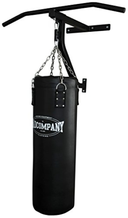 Bad Company Klimmzugstange-Wand mit Boxsackhalterung